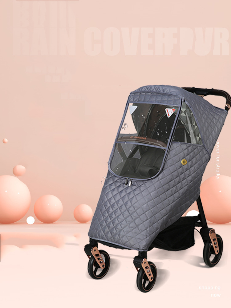 Waterproof Stroller Cover 11