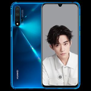 Image 2 - Original Huawei Nova 5 pro 8GB 128GB Mobile Phone Octa Core 6.39 OLED Android 9.0 3500mAh in screen Fingerprint