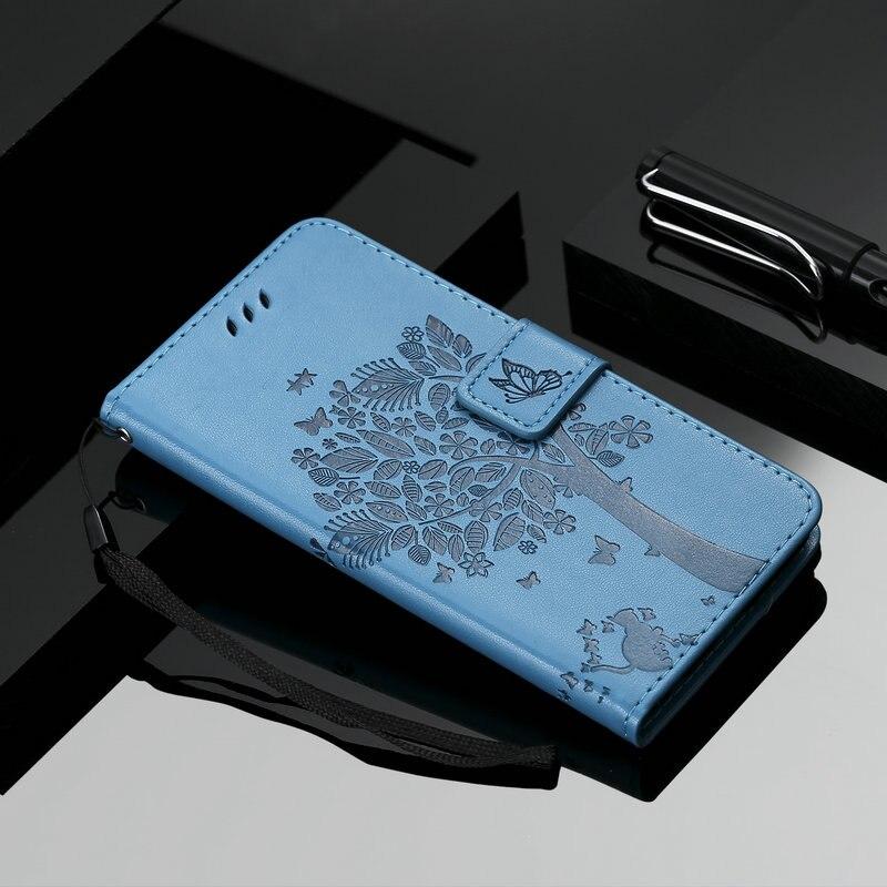 6.09'' MiA3 Protective Case Xiaomi Mi A3 Luxury Leather 3D Emboss Purse Wallet Cover for Funda Xiaomi Mi A3 Case MiA 3 3A Mi A 3(China)