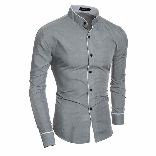 2020 Men's Luxury Casual Formal Shirt