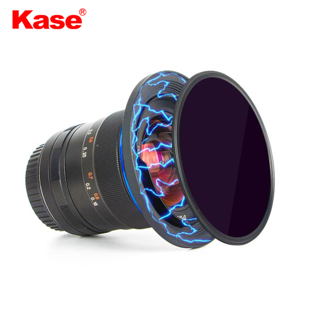 Kase Male Thread Magnetic Ring + Female Thread Magnetic Ring kit, the Thread Filter is Upgraded to a Magnetic Filter 6