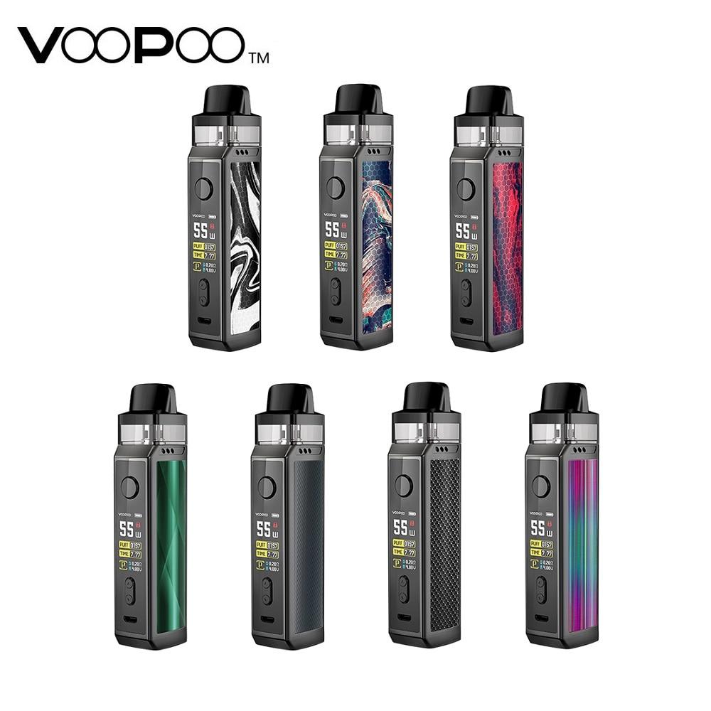 Original 70W VOOPOO VINCI X Pod Kit With 0.96-Inch Screen No 18650 Battery Box Vape Mod Pod System Vape Kit Vs Vinci Kit/ Drag 2
