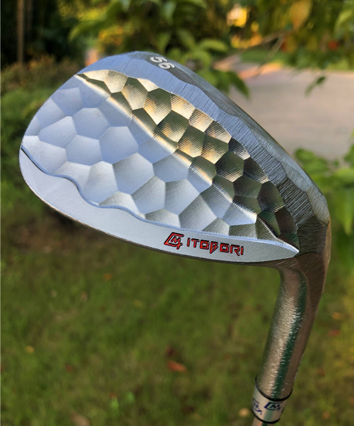 2019 ITOBORI  NC  Silver  Golf  Forged  CNC  Wedge  Golf Head  Golf Club Driver Wood Iron