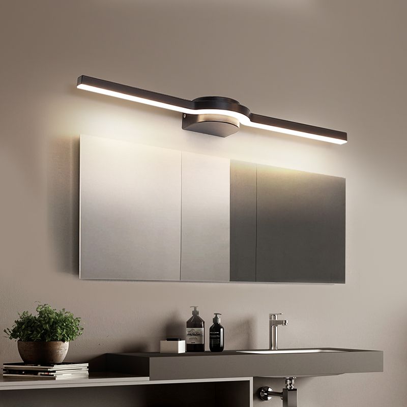 Led Wall Lights Fixtures Over Mirror