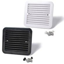 12v refrigerador de ventilação com ventilador para reboque rv caravana lado ar forte vento exaustão 6xdb