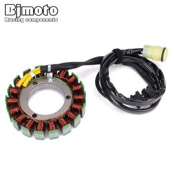 BJMOTO For Kawasaki KVF650 KSV700 KFX700 KVF700 KVF750 Motorcycle Generator Ignition Stator Magneto Coil KVF KSV KFX 650 700 750