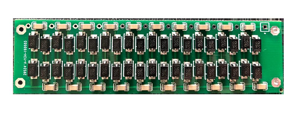 Voltage Doubler Rectifier Circuit Board 20 Times Voltage Module 20000V High Voltage