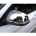 ABS хром для BMW X1 F48 2016 2017 2018 аксессуары для автомобиля Боковая дверь зеркало заднего вида накладка наклейка Стайлинг автомобиля 2 шт