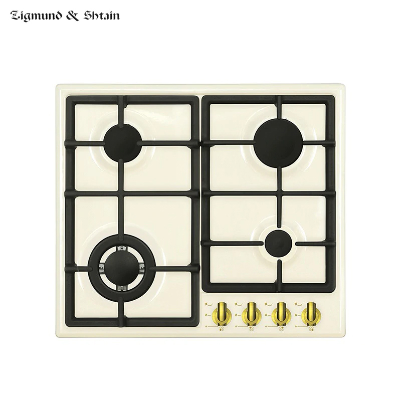 Bulit-in Gas Hobs Zigmund & Shtain GN 238.61 X Cooking Unit Panel Surface