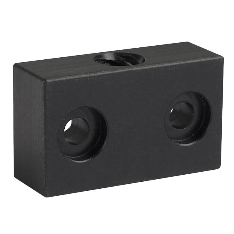 3D Printer Nut T Openbuilds Type Anti-Backlash Nut Block T8 Screw 8mm Screw Lead