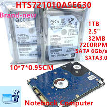 HDD Hard-Disk Internal Hgst 7200RPM SATA Notebookhdd 1TB New 32MB for Brand 6-Gb/s HTS721010A9E630