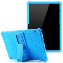 Чехол для Huawei MediaPad T5 10 T3 9,6 M6 10,8 M5 Lite 10,1 M3 8,0 MatePad Pro 10,4 T8 детский чехол противоударный мягкий силиконовый чехол