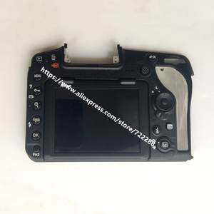 Repair-Parts Nikon D850 for Rear-Case Back-Cover Ass'y with Lcd-Display Screen-Unit And