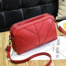 2019 High Quality Women Handbag Luxury Messenger Bag Soft pu