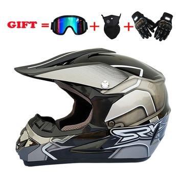 Casco profesional para Moto todoterreno, profesional, para ciclismo De montaña, Dh