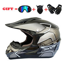 Moto rcross הגה מכביש Professionele טרקטורונים צלב Helmen Mtb Dh מירוץ Moto rhelm צלב moto r Capacete דה Moto casco.(China)
