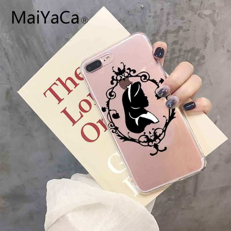 MaiYaCa أليس في بلاد العجائب شيشاير القط جديد الهاتف سامسونج حقيبة لهاتف أي فون 8 7 6 6S زائد X XS ماكس 5 5S SE XR 11 برو ماكس