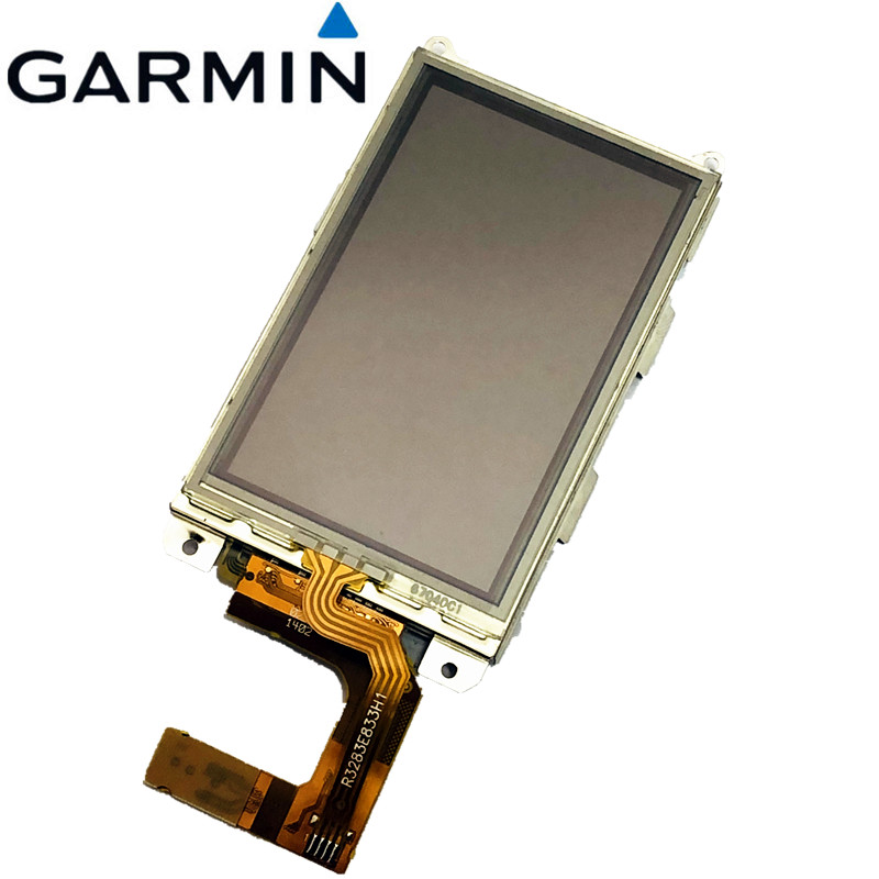 """Original 3"""" inch LCD screen for Garmin Alpha 100 hound tracker handheld GPS LCD display screen with touch screen digitizer panel"""