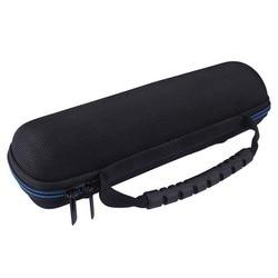Przenośna pamięć masowa Carry torba Hard Case Box etui do Logitech UE BOOM 1/2 głośnik Carry podróży Anti pył Case w Torby do przechowywania od Dom i ogród na