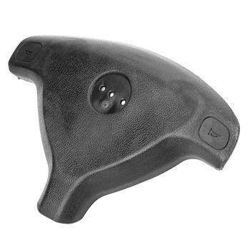 Czarna pokrywa kierownicy samochodu 90437285 pasuje do Vauxhall Opel ASTRA G ZAFIRA A CORSA B TIGRA MK1 199180 tanie i dobre opinie CN (pochodzenie) Steering Wheel Cover 00inch Listwy do auta 222g 1998-2004 Black Steering Wheel Cover Steering Wheel Cover for Vauxhall