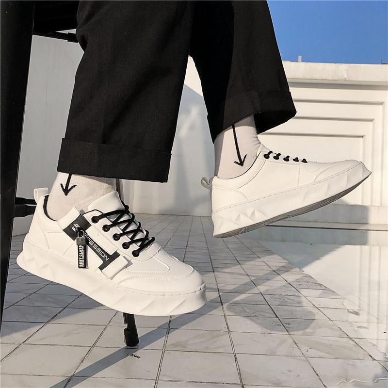 Image 3 - BIGFIRSE 男性カジュアルシューズゾルフ通気性の快適な男のファッションスニーカーローファー新 Zapatillas  Hombre 2019 男性ファッション靴    グループ上の 靴 からの メンズカジュアルシューズ  の中