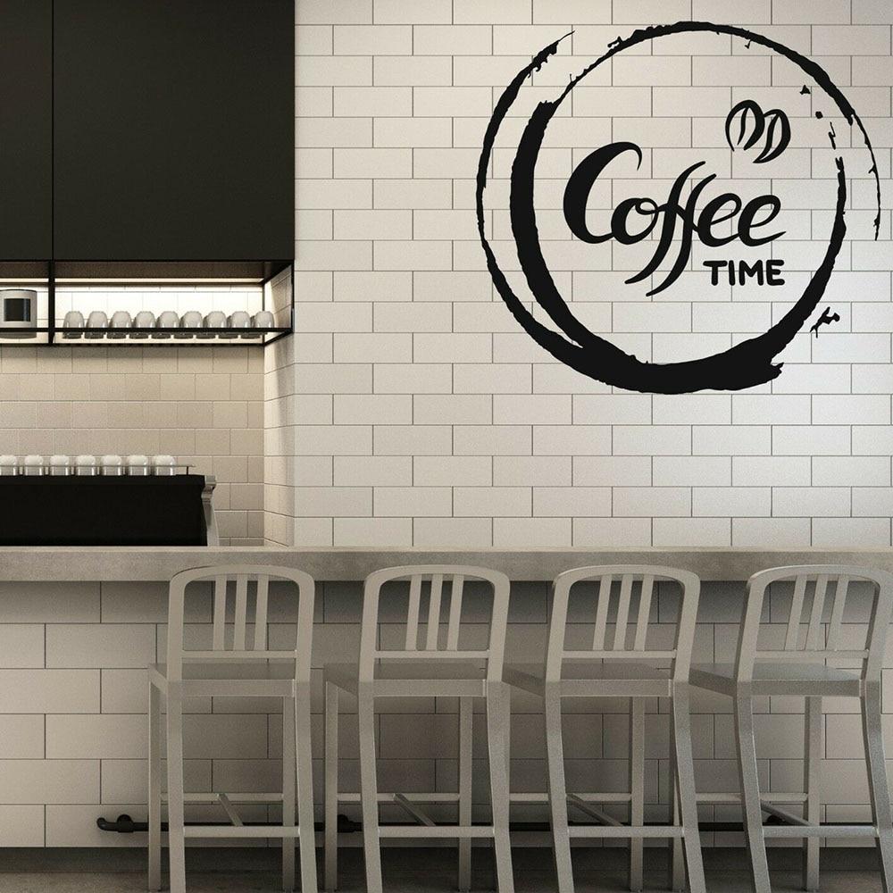 Coffee metal sign for kitchen home decor wall door art