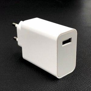 Image 4 - Оригинальное быстрое зарядное устройство Xiaomi QC 4,0, турбозарядный адаптер Usb c, кабель для Xiaomi Mi 9 se 9T 10 pro A3 Redmi Note 7 8 9 K20 30 Pro