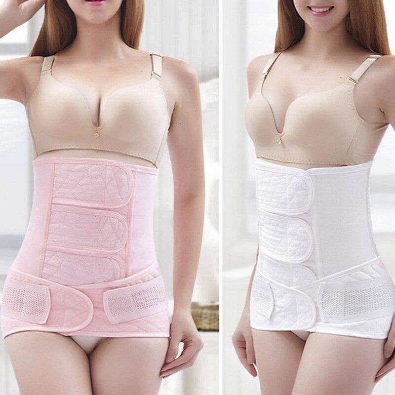Maternity PostpartumA Belt Bandage Slim Corset Women Waist Trainer Body Shaper Women Pregnancy Support Corset Prenatal Care Belt