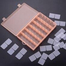 24-36 Grids Storage Box Pens Storage Desktop Organizer Stickers Holder School Supplies Kawaii Stationery Stationery Holder