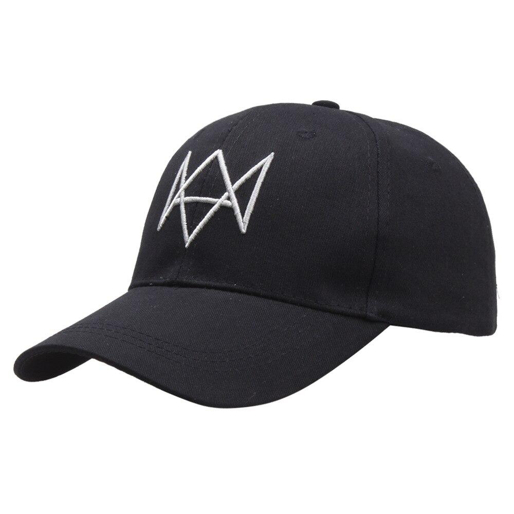 Boys Watch Dog Legion Aiden Pearce Cosplay Hats Men Baseball Caps For Women 3