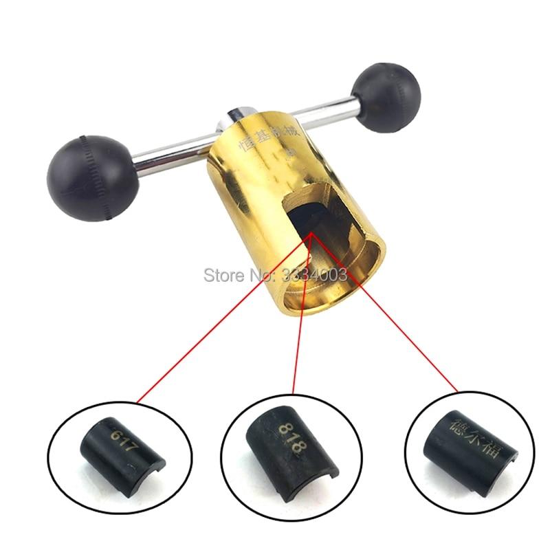 Для BOSCH 818 617 689 802 746 627 728 806 776 763 DELPHI common rail насос дозирующий Съемник клапанов Разборка инструменты для удаления