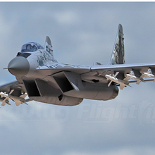 new arrival Freewing Airplane Mig29 80mm EDF jet  Version PNP