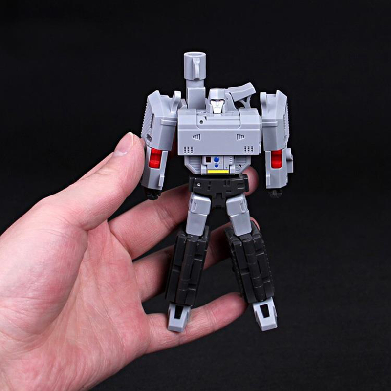 Mech Fans G1 Toys MFT Transformation MF-0 Pioneer Series Megatronics MF0 Mech Planet Send Label Action Figure Model Kids Toy