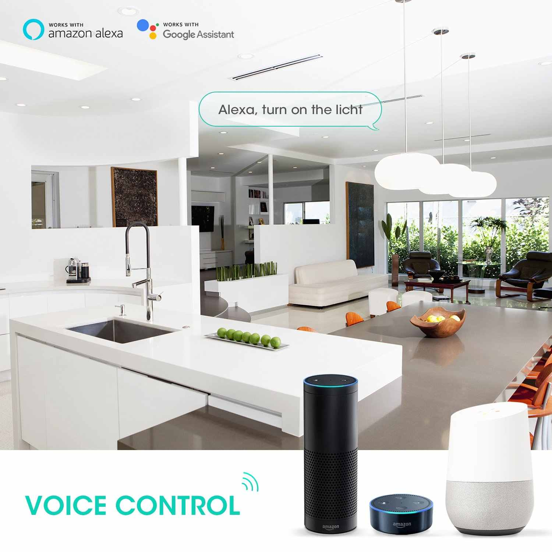 Wifi 스마트 소켓 EU 전원 플러그 USB 모바일 APP 원격 제어 에너지 모니터 Amazon Alexa Google 홈 Smart life tuya