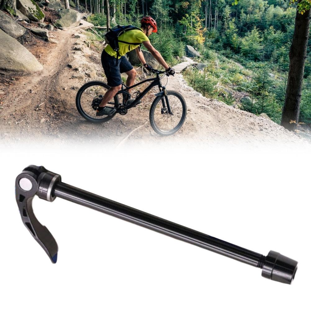 MTB Road Bicycle Quick Release Axle Skewers Seat Binder Set Bolt Lever 1Pair