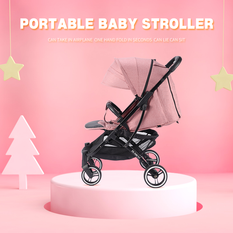 Freies verschiffen baby kinderwagen ultra licht faltung kann sitzen geeignet 4 jahreszeiten hohe nachfrage und 8 geschenke liebste pro 2020