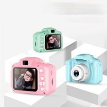 Children's Camera Pixel Photography Waterproof Kids Cute 1080P HD 8-Million Video-Toy