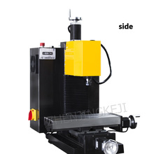 CNC Drilling Machine Milling Machine Miniature Engraving Machine Drilling Machine Small Household Machine Tool Milling Machine zl 10a z axis cnc tool setter presetter zero setting gauge for cnc engraving machine drilling milling