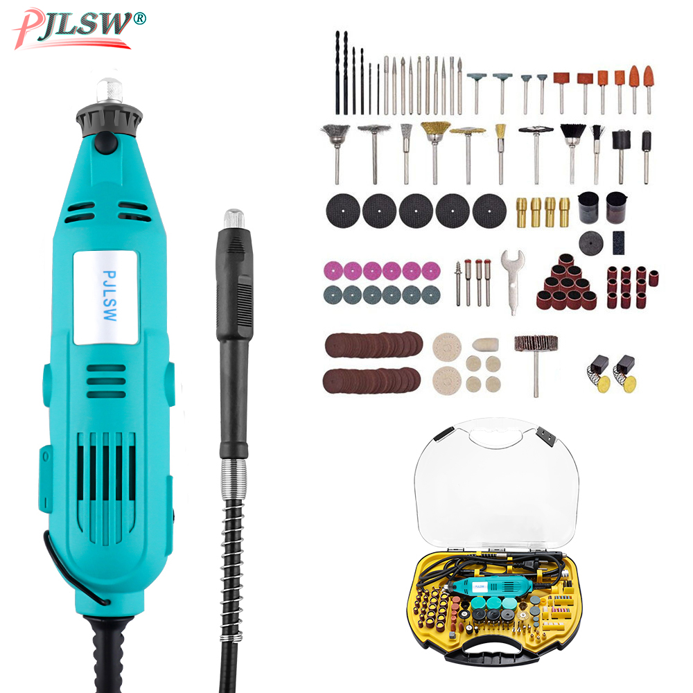 Electric Drill Dremel Grinder Engraving Pen Grinder Mini Drill Electric Rotary Tool Grinding Machine Dremel Accessories