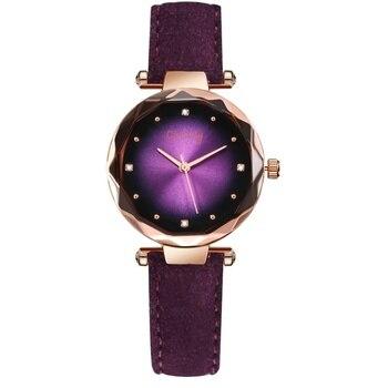 1PC purple watch