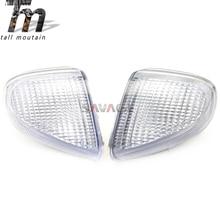 Rear Turn Signal Light Lens For KAWASAKI ZZR1100D ZZR 1100 D ZX-11 NINJA 1993-2001 Motorcycle Accessories Indicator Lamp Cover недорого