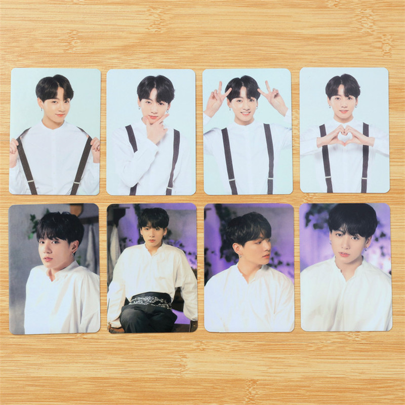 BTS Photo Cards Ultimate Collection 2020