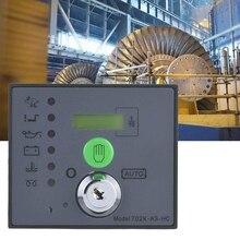Генератор управления Лер, прочный DSE702AS управление в реальном времени электронный автоматический запуск Генератор управления Лер контрольная панель модуля