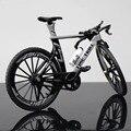 18 см масштаб 1:10 литая из металлического сплава горный велосипед TT модель велосипеда игрушка гоночный цикл крест симуляция велосипеда для д...