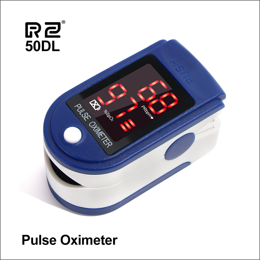 Ossimetro SmartPulse con display LED