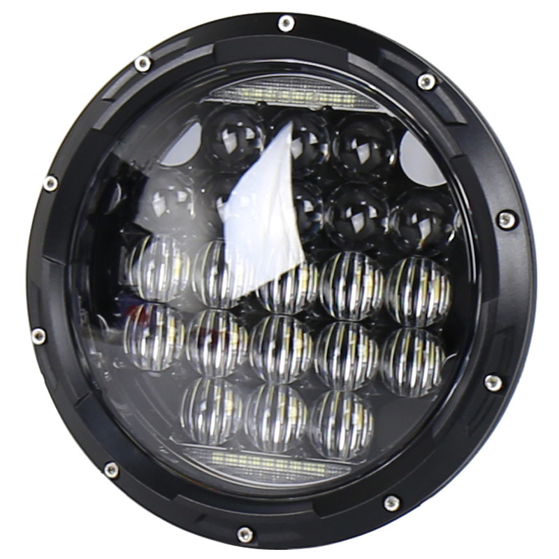 The Vectra Fly Eye Headlight Motorcycle Performance Of 84 W Led Lights For 7 Inch Jeep Wrangler Led Headlamps