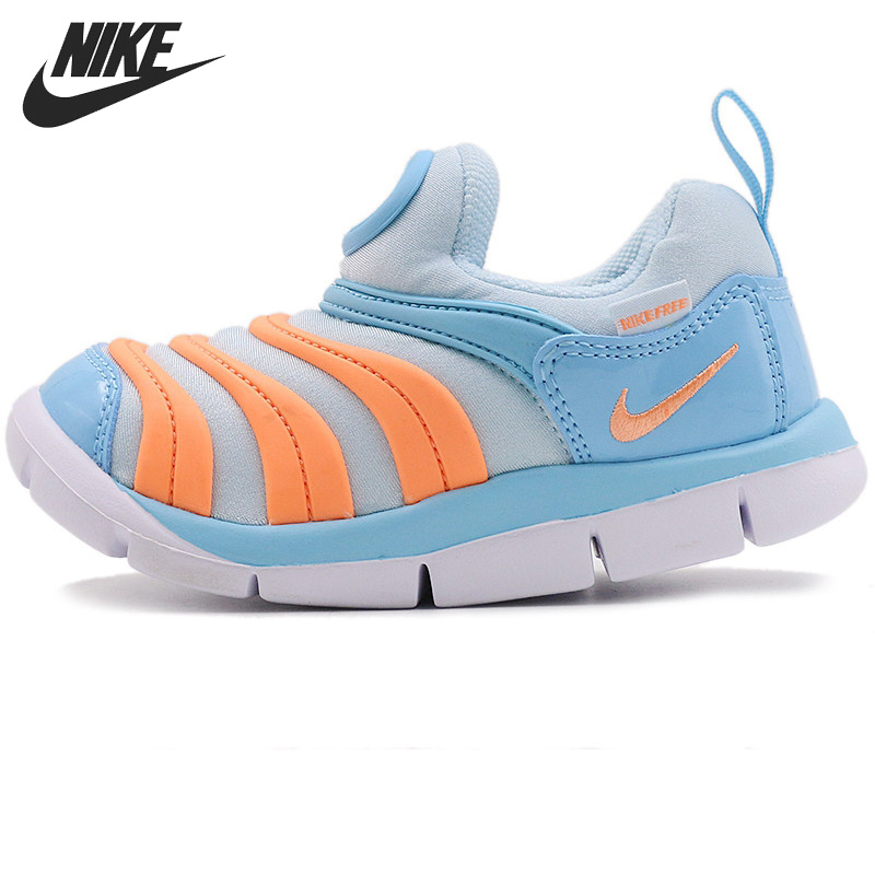 Original New Arrival NIKE Dynamo Free (2c-10c) Kids shoes Children Sneakers