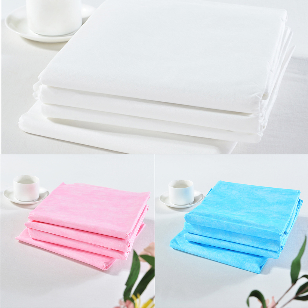 20x Spa Bed Sheets Disposable Massage Table Sheet Waterproof Bed Cover