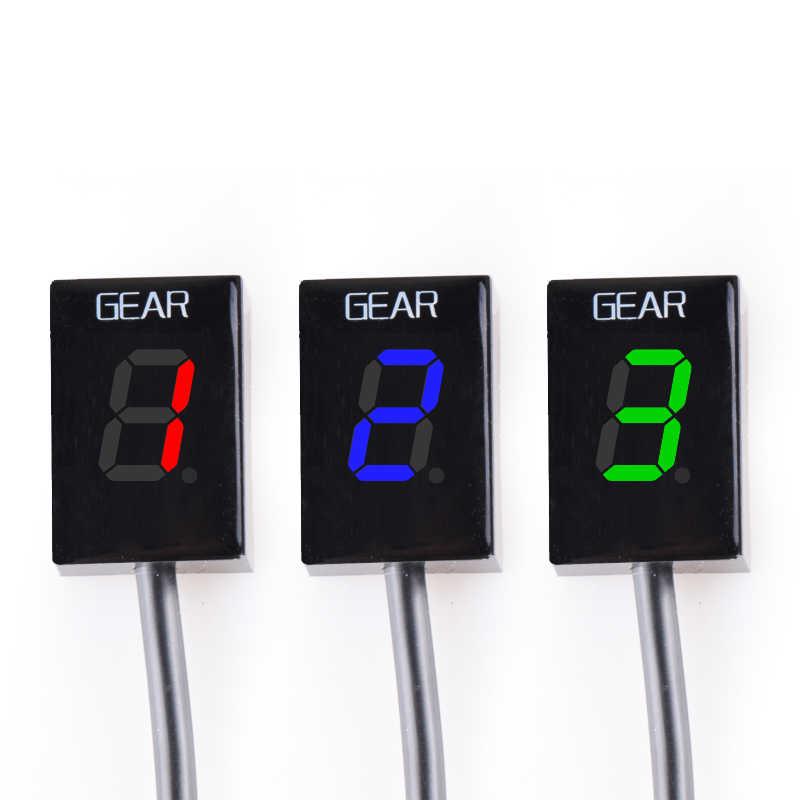 لهوندا GL1800 جولدوينج 06-17 GL1800 جولدوينج F6B 13-17 GL1800 جولدوينج F6C Valkyre 14 15 16 معدات الدرجات النارية مؤشر LCD