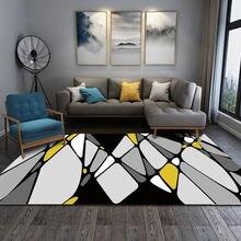 Осенне зимний Стандартный ковер в скандинавском стиле для гостиной